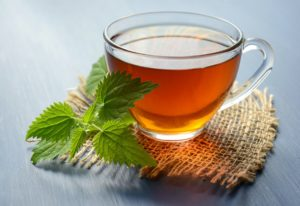 Cup of green tea to fight cavities in Plano.
